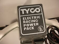 Tyco  Electric Racing Power Pack Transformer Model 610 Slot Car 20.8V