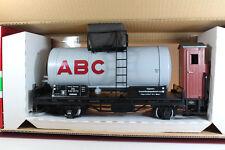 """LGB 43233 Kesselwagen ABC DRG """"Köln"""" Neuware."""