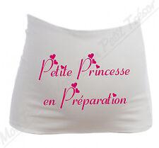 Bandeau de Grossesse Maternité Petite Princesse en préparation / Future Maman