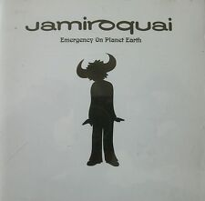JAMIROQUAI - Emergency On Planet Earth (CD) . FREE UK P+P .....................