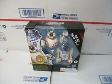 STAR WARS THE RISE OF SKYWALKER R2-D2, BB-8 D-0 BRAND NEW FAST / FREE SHIPPING