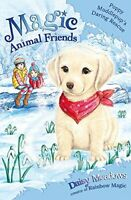 Magic Animal Friends: Poppy Muddlepup's Dari by Daisy Meadows New Paperback Book