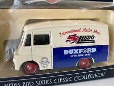 Lledo Vanguards DG71003, Morris LD150 Van, International Model Show Duxford 1995
