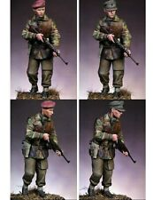 1/16  British soldier 120mm   toy Resin Model Miniature Kit unassembly Unpainted