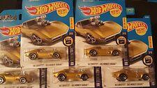 Hot Wheels 2017 New Model '68 Corvette Gas Monkey Garage lot of 5.