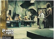 1999 Inkworks PLANET of the APES (82) Shooting Taylor's Trial