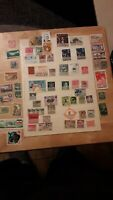 INTERESTING WORLD STAMPS LOT   #2