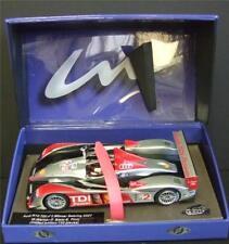 LEMANS LE MANS MINIATURES 2007 AUDI R10 #8  1:32 SCALE LT ED 1 OF 125 CARS