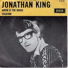 7inch JONATHAN KING green is the grass HOLLAND EX+/VG+