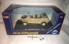 Rare VW-82 Kubelwagon Afrika-Korps By Gonio 1:24 No. 1001 New Old Stock