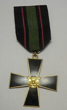 Finland Rare WWII 1941-44 7th Army Corps Cross