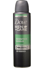 Dove Men+ Care 48h Powerful Protection (Sensitive Shield) Antiperspirant, 150 ml