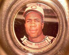 1964 Topps Coins Frank Robinson Reds #37 PSA 7 #06611960     (HOF 1982)