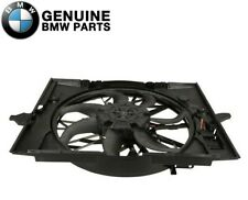 For BMW E60 E65 E66 5-Series 7-Series Cooling Fan Assy 600W with Shroud Genuine
