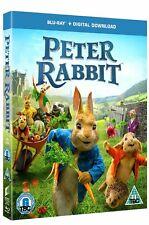 Peter Rabbit (Blu-Ray + Digital Download)