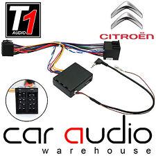 BOSS AUDIO Citroen Xsara Picasso C2 C3 C5 C8 Steering Wheel Interface T1-CT2v2