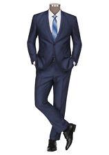 62040240/S Man's World Anzug 2-teilig Gr.56/58 blau NEU 149,99 €
