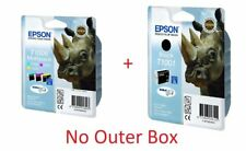 Original Epson T1001 T1002 T1003 T1004  T1006 Rhino Ink Cartridges SX610FW SX600