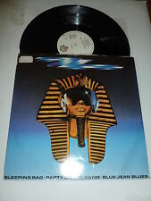 "ZZ TOP - Sleeping Bag - Original 1985 UK Warner Bros label 3-track 12"" single"