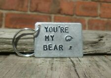 You're My BEAR Valentines Day Gifts For Him Men Husband Boyfriend Love Keyring