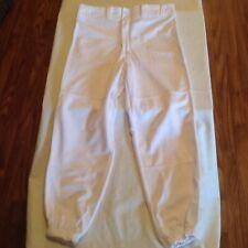 Champro Sports Youth Large White Performance Baseball Pants