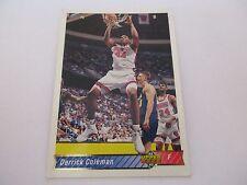 Carte NBA UPPER DECK 1992-93 FR #212 Derrick Coleman New Jersey Nets