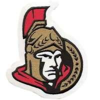 Ottawa Senators Primary Team NHL Hockey Logo Jersey Shoulder Sleeve Patch