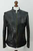 LAKELAND Fine Leather Jacket size Uk 12