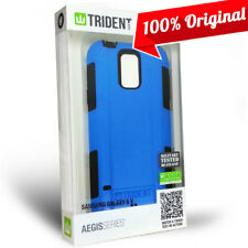 NEW Trident Aegis Case Hybrid Military Grade Blue Cover for Samsung Galaxy S5