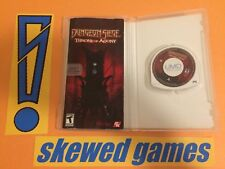 Dungeon Siege Throne of Agony - cib - PSP Sony