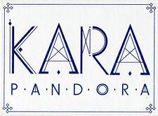 KARA - Pandora (5th Mini Album) KOREA CD *SEALED* *K-POP* Free Shipping