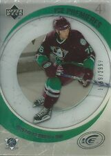(HCW) 2005-06 UD Ice DUSTIN PENNER RC #/2999 Ice Premiers Rookie 01545