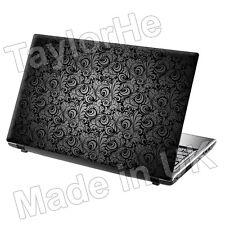 "15,6 ""Laptop piel cubierta Sticker Decal Paisley Vintage"
