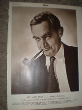 Photo article actor Barry Fitzgerald 1948 rf K