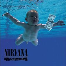 NIRVANA NEVERMIND CD - 20TH ANNIVERSARY REMASTERED EDITION - KURT COBAIN