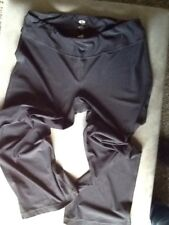 Fitness Trousers Black Size 20