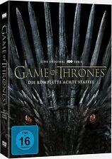 Game of Thrones Staffel 8 (DVD, 2019)