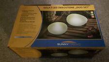 Sunny trend Esotec Decorative Solar LED Lights