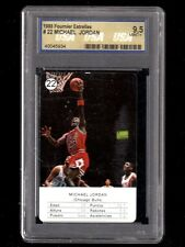 1988 Spanish Fournier Estrellas #22 Chicago Bulls Michael Jordan~USA Mint