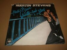 """MARTIN STEVENS """" PICK UP YOUR WHISTLE AND BLOW """" 7"""" SINGLE VG+ 1979"""