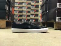 Converse One Star Pro Ruboff Leather Mens Low Top Shoe Black 155524C Multi Size