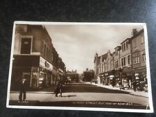 Postcard Sutton In Ashfield