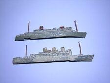 Dinky Toys Strathaird Liner no.51e model + queen burmuda pre-war