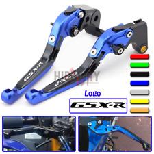 Folding Extend Adjustable Brake Clutch Levers For SUZUKI GSXR1000 2009-2017 Hot
