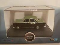 Morris Oxford III, Green/Brown, Model Cars, Oxford Diecast