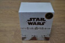 STAR WARS: THE LAST JEDIBlufans Exclusive ONE CLICK (Blu-ray + 3D, Steelbook)