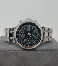 WYLER VETTA CHRONOGRAPH AUTOMATIC FIELD MILITARY VALJOUX 7750 SWISS MADE