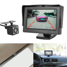 """4,3"""" Auto KFZ Videomonitor mit Rückfahrkamera LKW Rückfahrsystem IR Nachtsicht"""