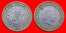2 LIBRAS POUNDS 1998 INGLATERRA REINO UNIDO-29428