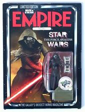 Limited Edition Star Wars Empire Magazine & Kylo Ren Action Figure